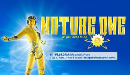 """NATURE ONE 2018 – """"all you need to be"""""""
