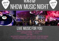 BERLIN [01.04.17] Nhow Music Night: Ms Singer´s Swingers x Linez & Apol (+New EP!)
